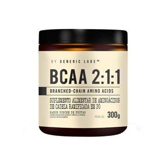 Bcaa 2:1:1 Flavor (300G) - Generic Labs
