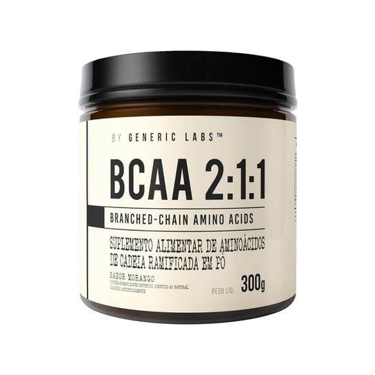 Bcaa 2:1:1 Flavor (300G) - Generic Labs -