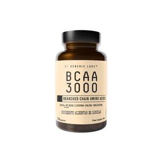 BCAA 3000 Generic Labs (120 cápsulas)