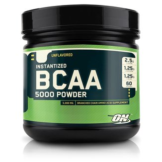 BCAA 5000 Powder 345 g - Optimum Nutrition