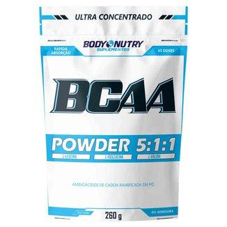 BCAA 5:1:1 Refil 260g Body Nutry