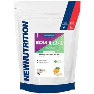 BCAA 8:1:1 1kg All Natural NewNutrition