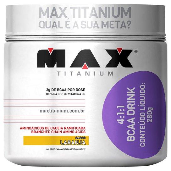 BCAA Drink 280 g - Max Titanium -
