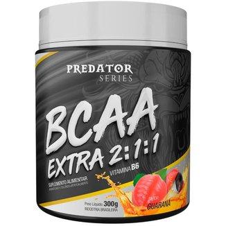 Bcaa Extra 2:1:1 300g Guaraná - Nutrata & Predator