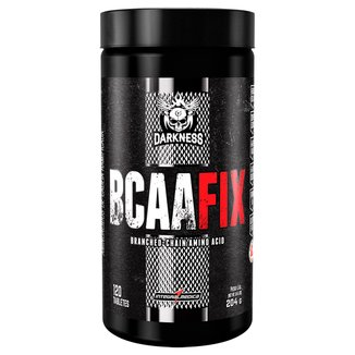 BCAA Fix 120 Tabs Darkness - IntegralMédica