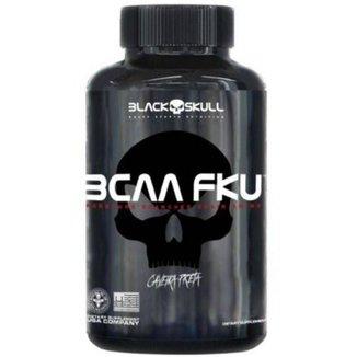 BCAA FKU Black Skull 120 Tabs