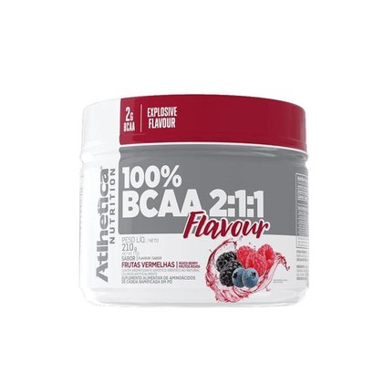 Bcaa Flavour (210 G) - Atlhetica Nutrition