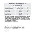 BCAA Foods 2400 200 Cáps - BR Nutrition Foods