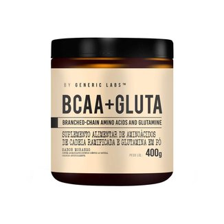 Bcaa + Glutamina (400G) - Generic Labs