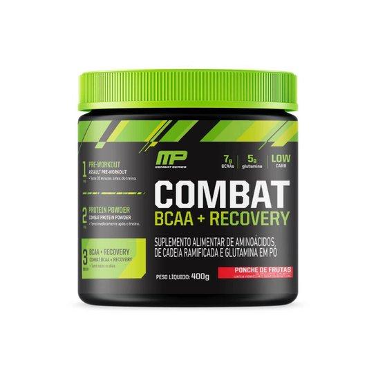 Bcaa + Glutamina Combat Musclepharm 400G - Muscle Pharm -