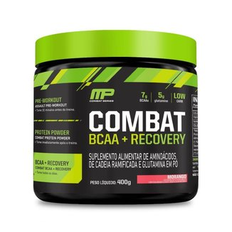 Bcaa + Glutamina Combat Musclepharm 400G  Muscle Pharm