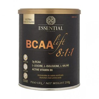BCAA Lift 8:1:1 -  210g - Essential Nutrition