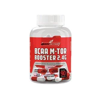 Bcaa M-Tor Booster 90 Cápsulas - Body Action