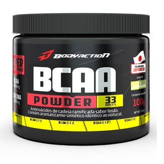 BCAA Muscle Builder Powder 100g - Body Action