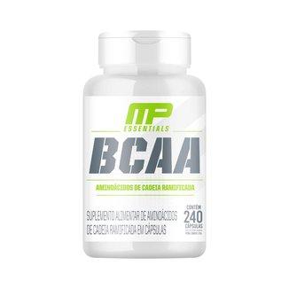 Bcaa Optimized Musclepharm 240 Cáps - Muscle Pharm