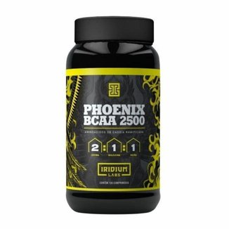 BCAA Phoenix 2500 120 Comp Iridium Labs