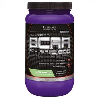 BCAA Powder 12.000 - Ultimate Nutrition 457g-Melancia