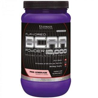 BCAA Powder 12.000 - Ultimate Nutrition 457g-Pink Lemonade