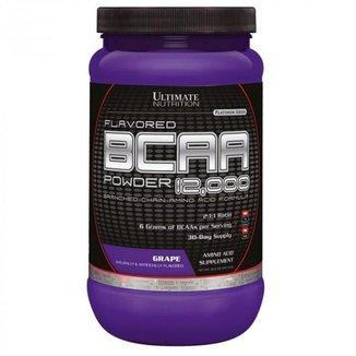 BCAA Powder 12.000 - Ultimate Nutrition 457g-Uva