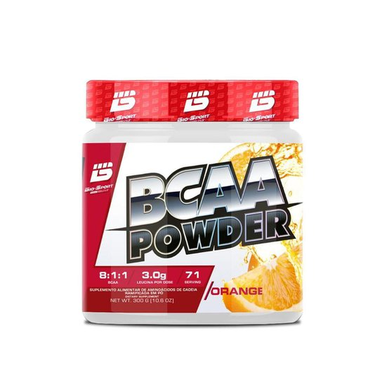 BCAA Powder 300g - Bio Sports USA -