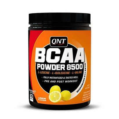 BCAA Powder 8500 - QNT - 350g