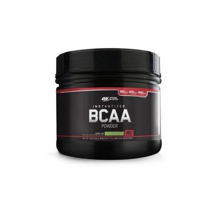 Bcaa Powder Instantized (300G) Black Line - Optimum Nutrition