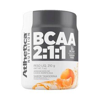 BCAA Pro Series 2:1:1  210g - Atlhetica Nutrition