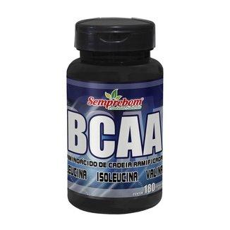 BCAA - Sempre Bom - 180 Cápsulas