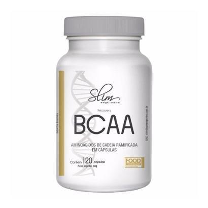 Bcaa Slim Weight Control 120 Caps