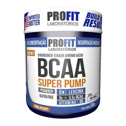 Bcaa Super Pump 300Gr - Profit