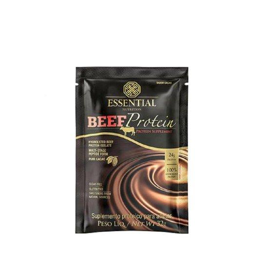 Beef Protein 1 Sachê 32g Essential Nutrition -