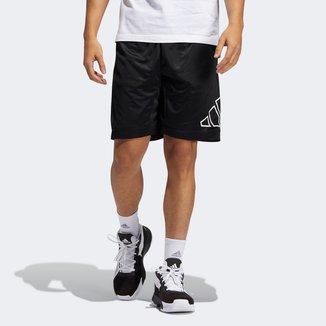 Bermuda Adidas Big Logo Masculina