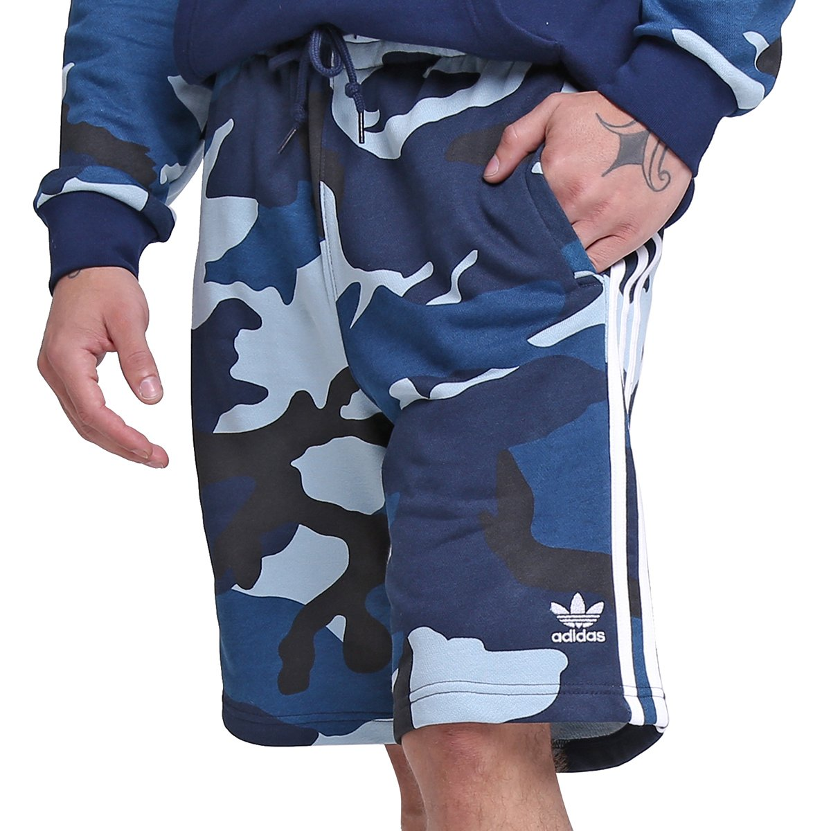 01671dc3fe Bermuda Adidas Camouflage | Netshoes