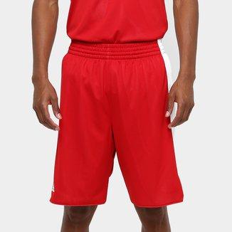 Bermuda Adidas Treino Dupla Face Masculina