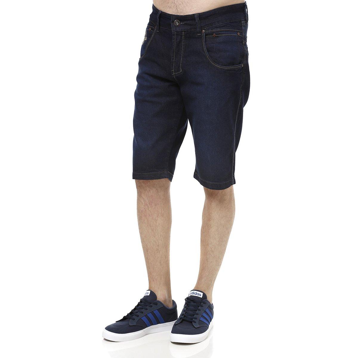 Bermuda Bivik Jeans - Compre Agora  7a37855592b