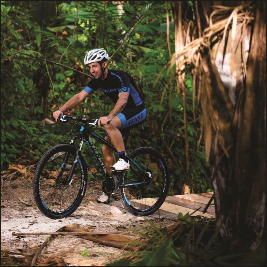 SENSE e Fun Lycra Em Laranja Ciclismo Bermuda ASW Preto wPI66q