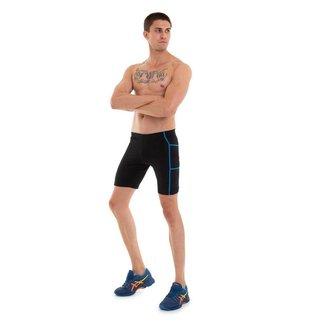Bermuda   com Costura Personalizada Km10 Sports Masculina