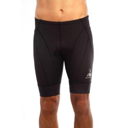 Bermuda Corrida Masculina Proteção UV 50+ Compressão Leve