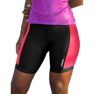 Bermuda Elite Bike Ciclismo Mtb 119831 Feminina