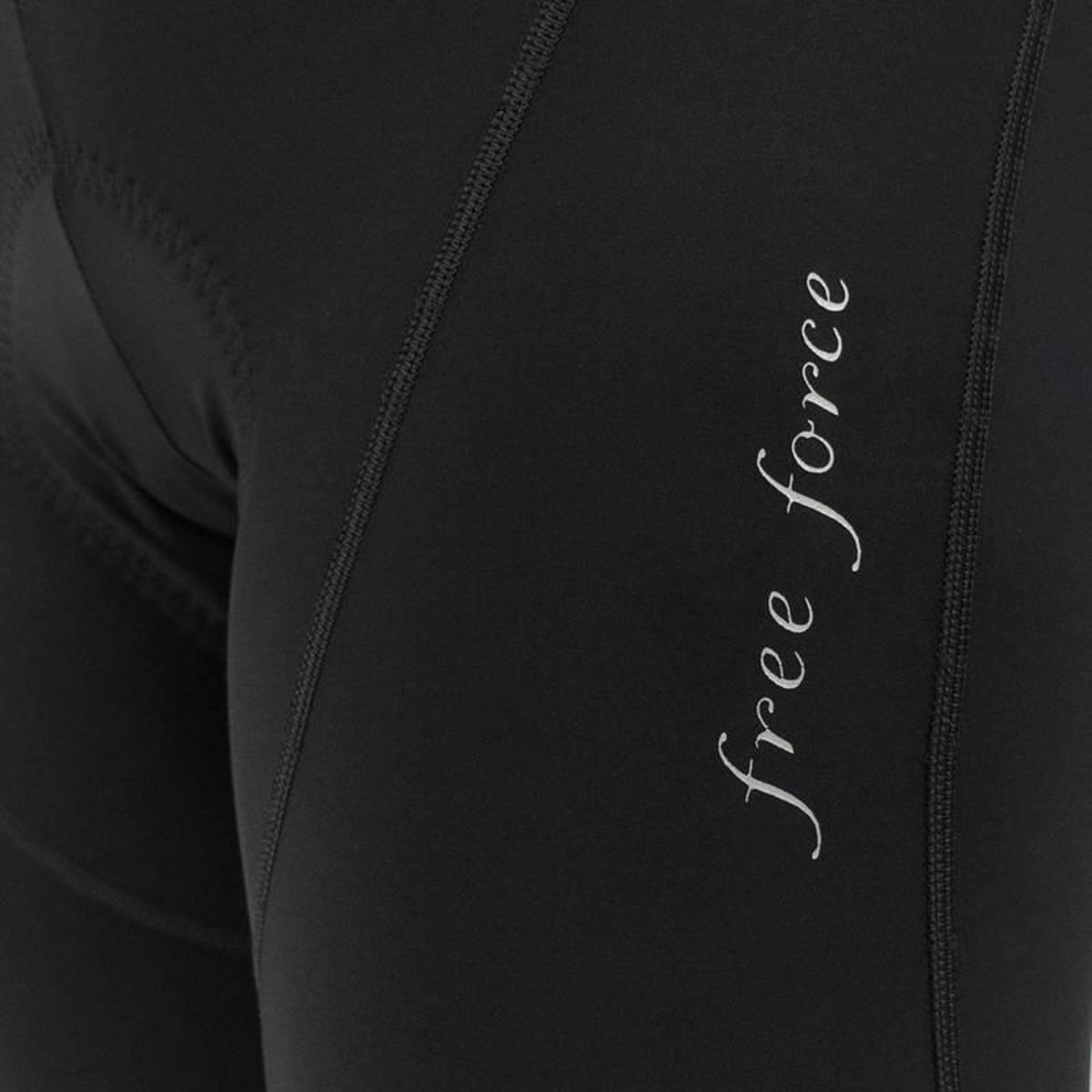 Bermuda Feminina Free Force Sport - Preto - Compre Agora   Netshoes 494101b814