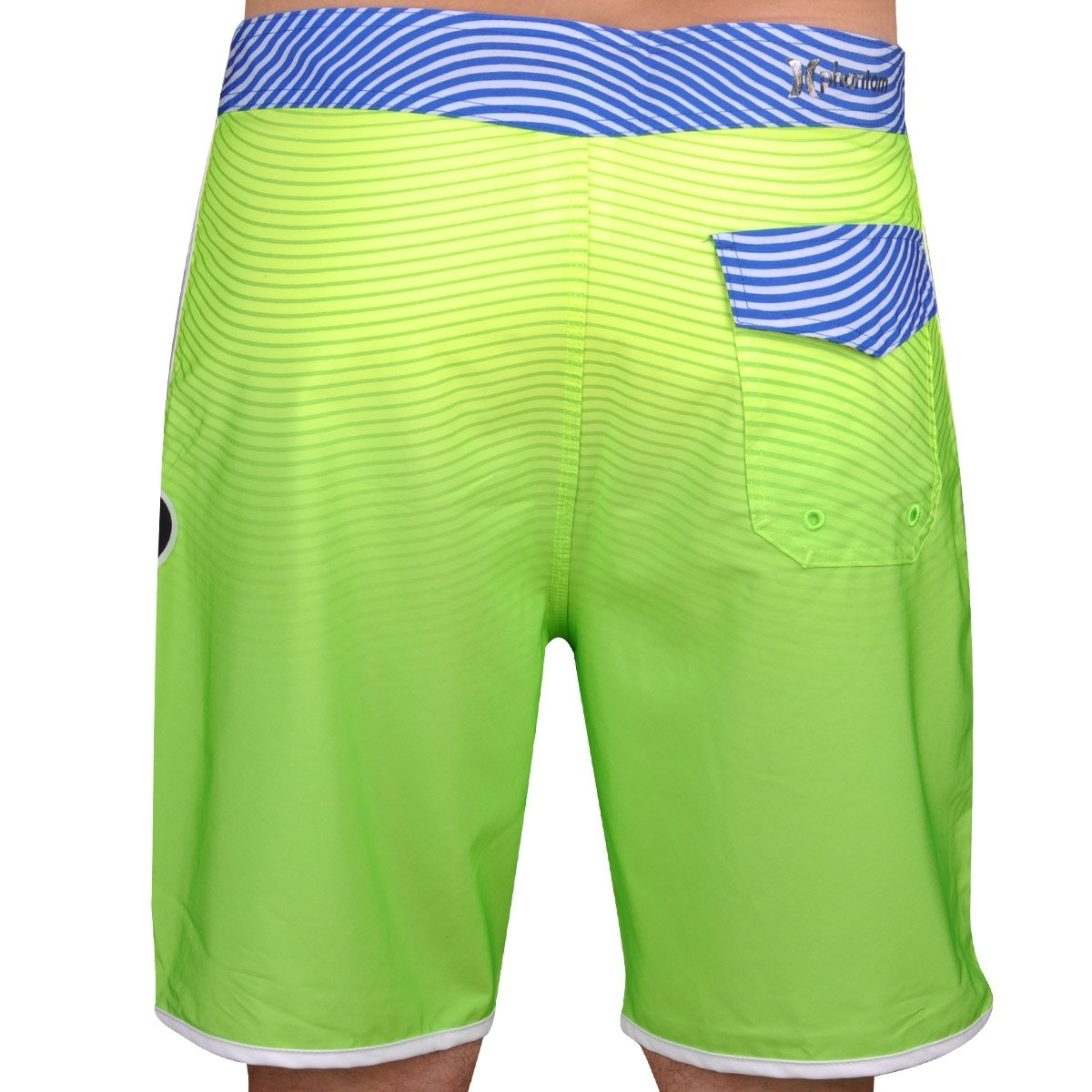 Bermuda Hurley Phantom Brasil Rio 2016 - Compre Agora  42d91d73b22