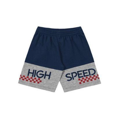 Bermuda Infantil Fakini Kids High Speed Masculina