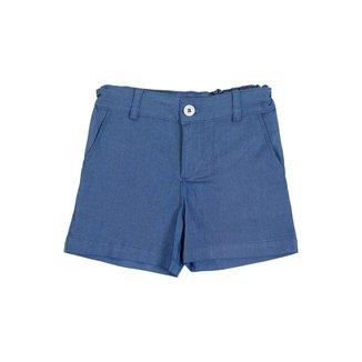 Bermuda Infantil Menino Fredie Mon Petit  Jeans.