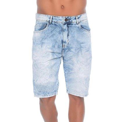 Bermuda Jeans Básica 5 Emporio Alex