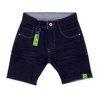 Bermuda Jeans Básica Infantil Menino Dudy´s  Boy