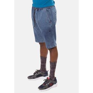 Bermuda Jeans Ecko K150A Masculina