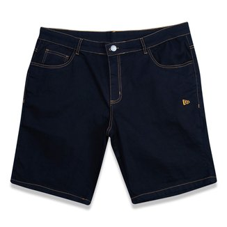 Bermuda Jeans New Era Denim Masculina
