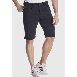Bermuda Jeans Zuren Preta