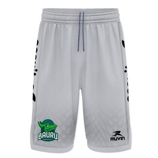 Bermuda Jogo Bauru Basket - NBB 2020-21 - Masculino - Muvin - BBK-2900