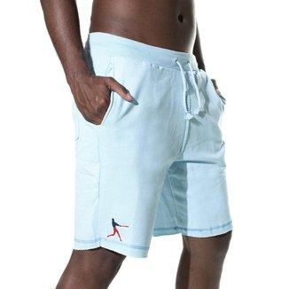 Bermuda masculina infielder casual